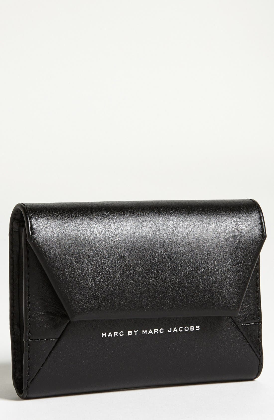 Alternate Image 1 Selected - MARC BY MARC JACOBS 'Updated Tangram' Leather Wallet