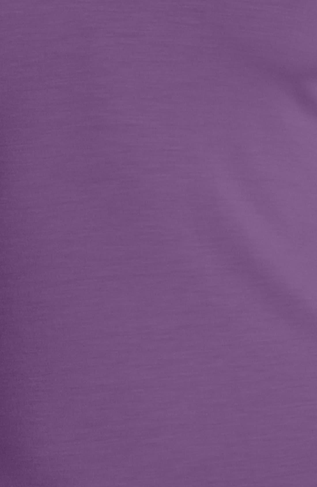 Alternate Image 3  - Armani Collezioni Jersey Top