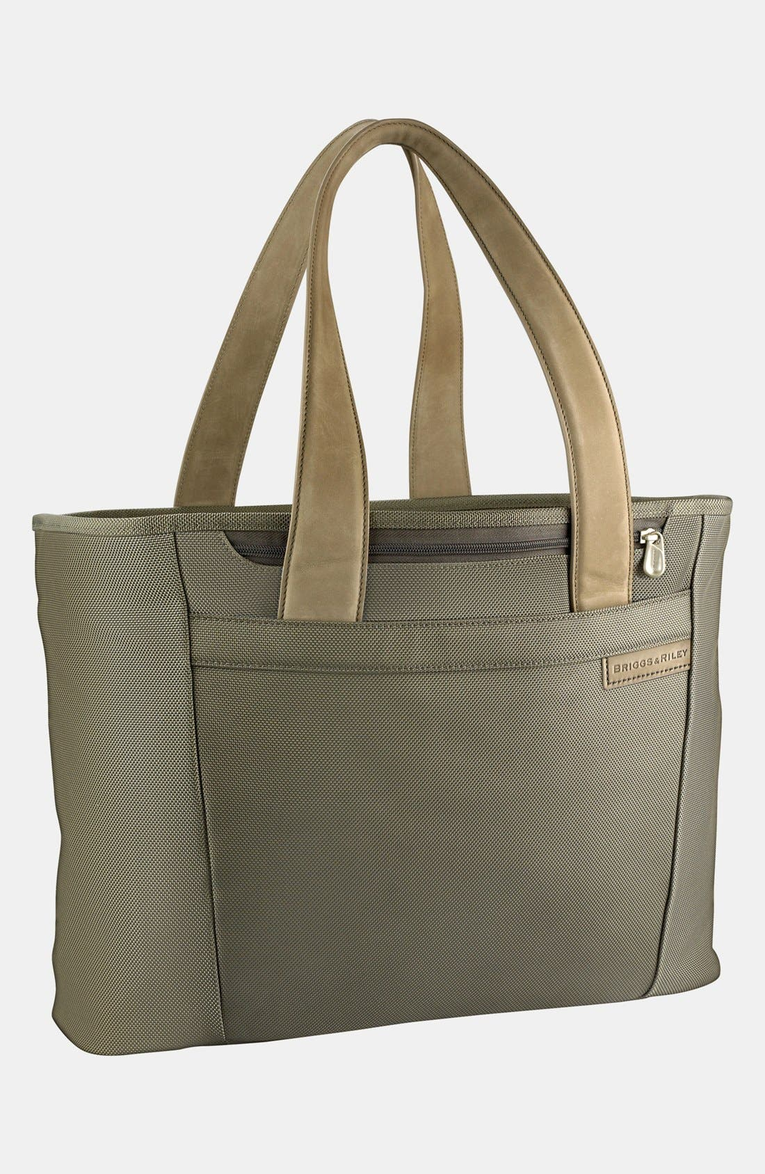 Alternate Image 1 Selected - Briggs & Riley 'Large Baseline' Shopping Tote