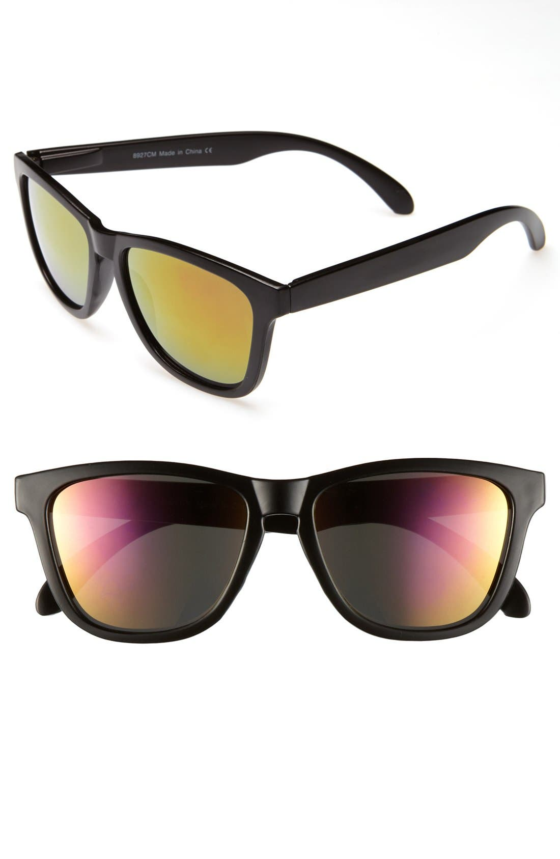 Alternate Image 1 Selected - KW 'Comet' Sunglasses