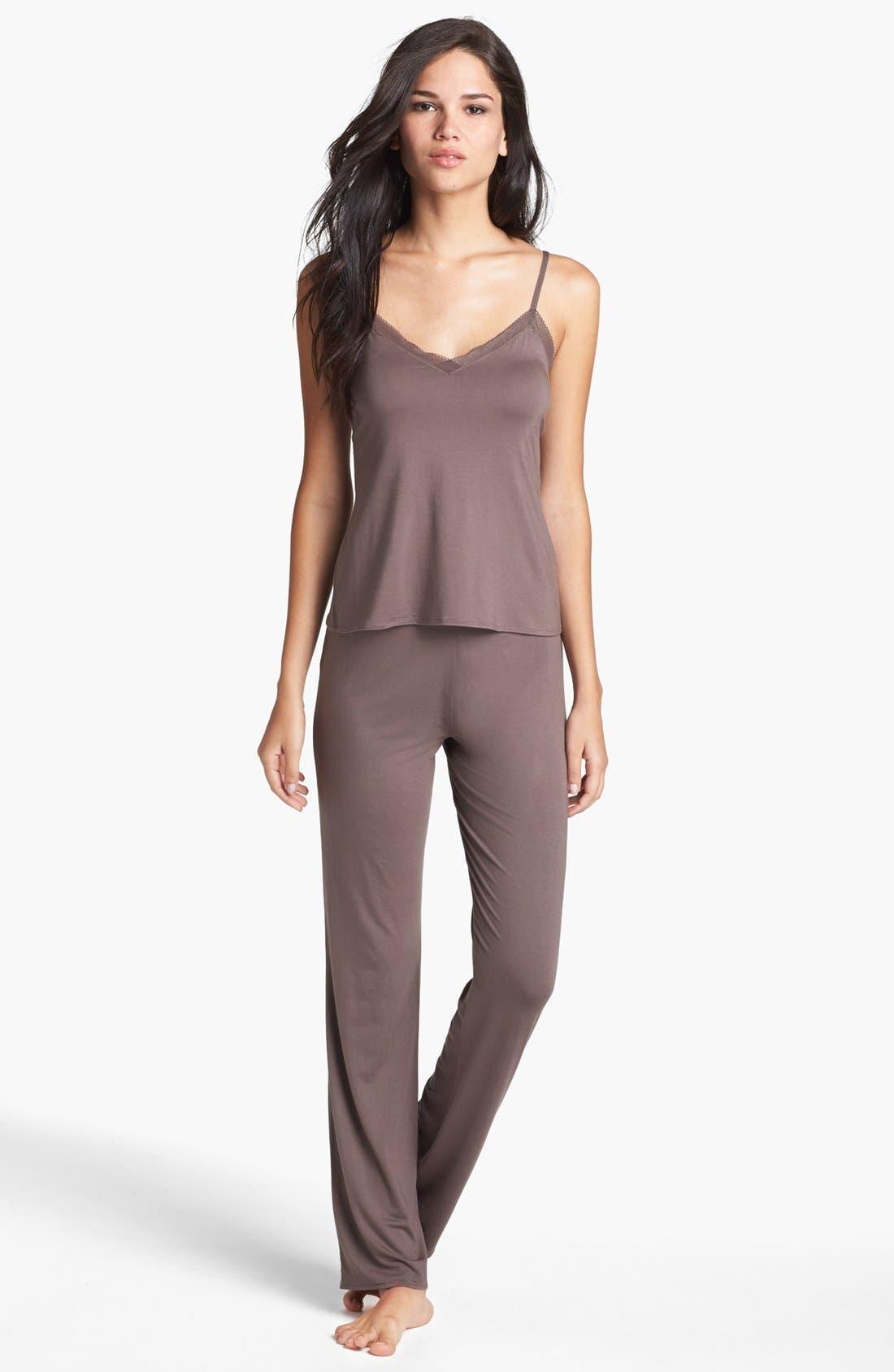 Alternate Image 3  - Calvin Klein 'Icon' Pajama Pants