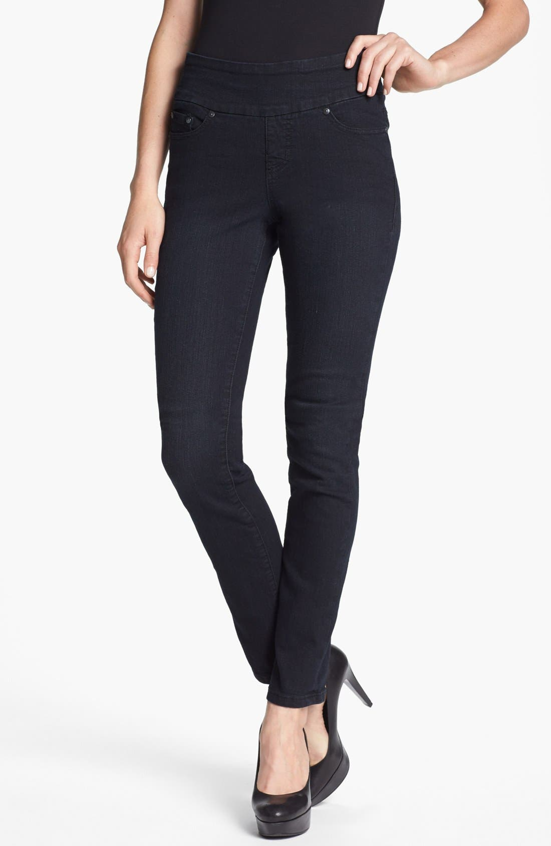 Alternate Image 1 Selected - Jag Jeans 'Malia' Slim Leg Stretch Jeans