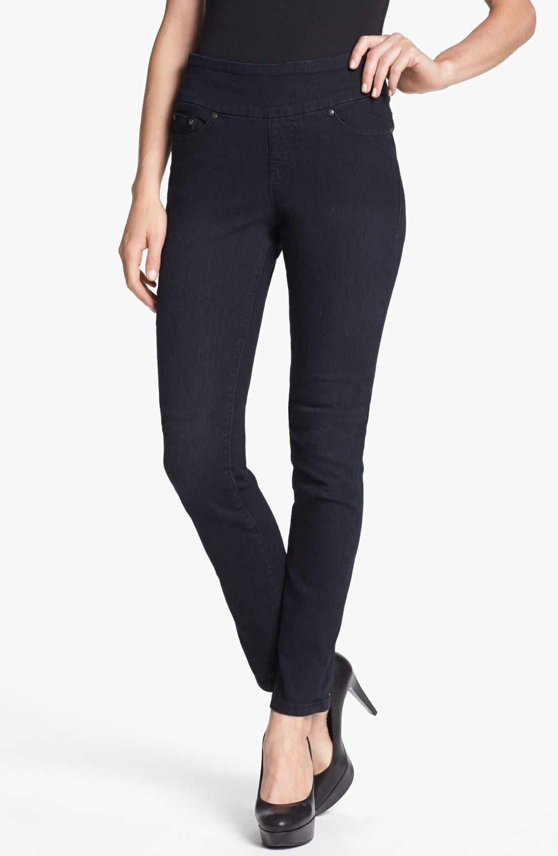 Main Image - Jag Jeans 'Malia' Slim Leg Stretch Jeans