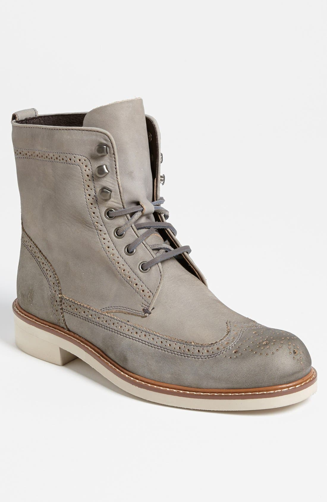 Main Image - John Varvatos Star USA 'Strummer' Wingtip Boot
