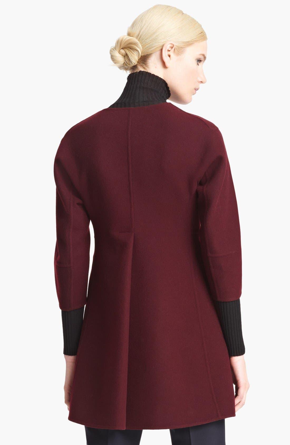 Alternate Image 3  - Jil Sander Wool Coat
