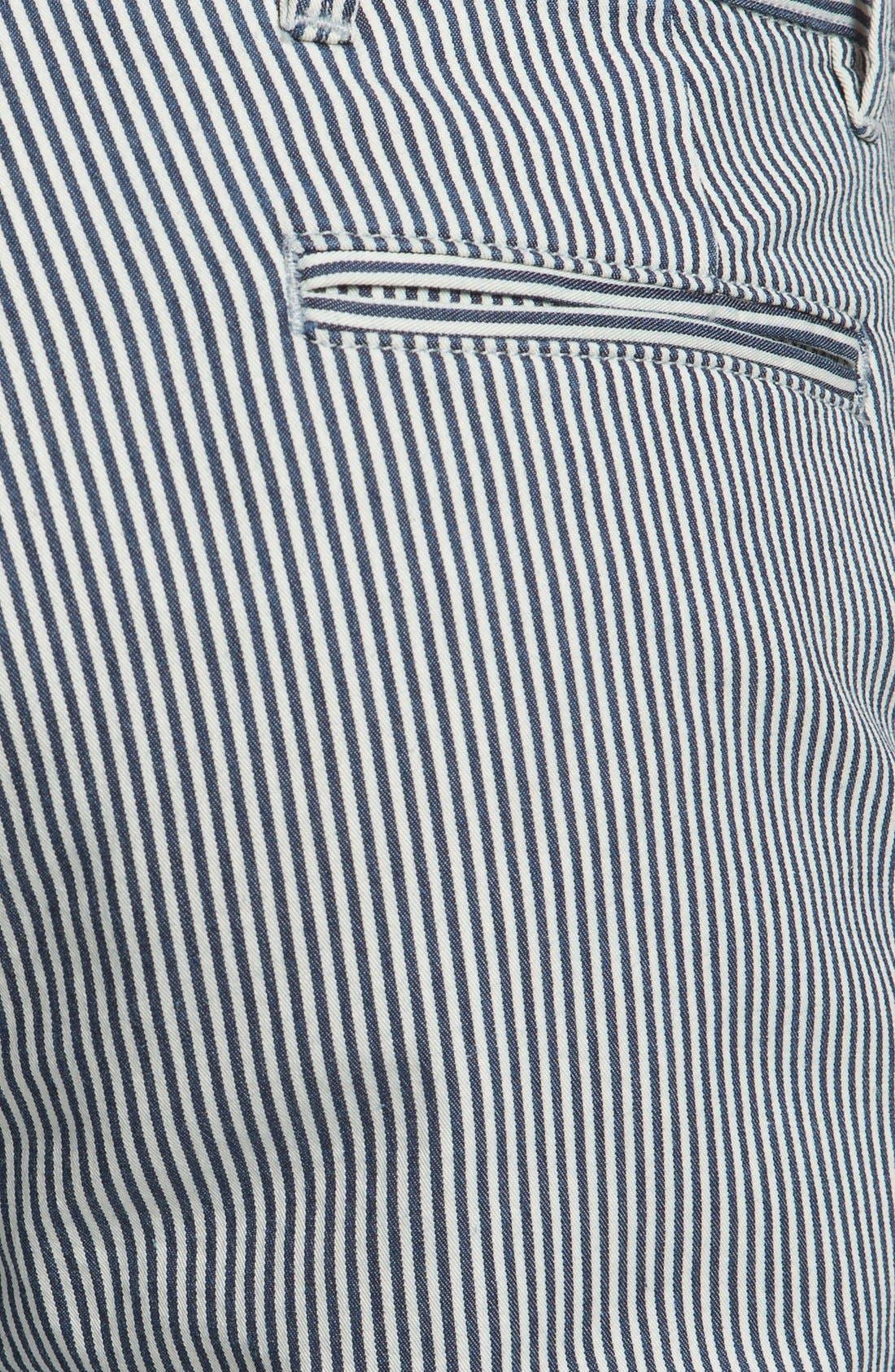 Alternate Image 4  - A.P.C. 'New Chino' Stripe Pants