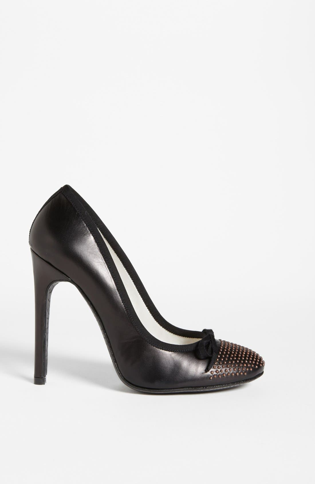 Alternate Image 4  - Pedro Garcia 'Gemma - Microstud' Pump (Nordstrom Exclusive)
