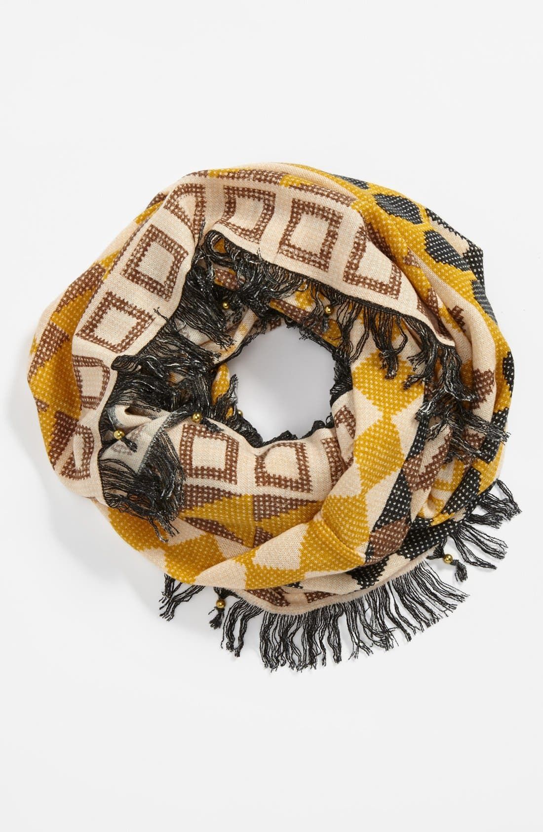 Alternate Image 1 Selected - BP. Triangle Infinity Scarf (Juniors)