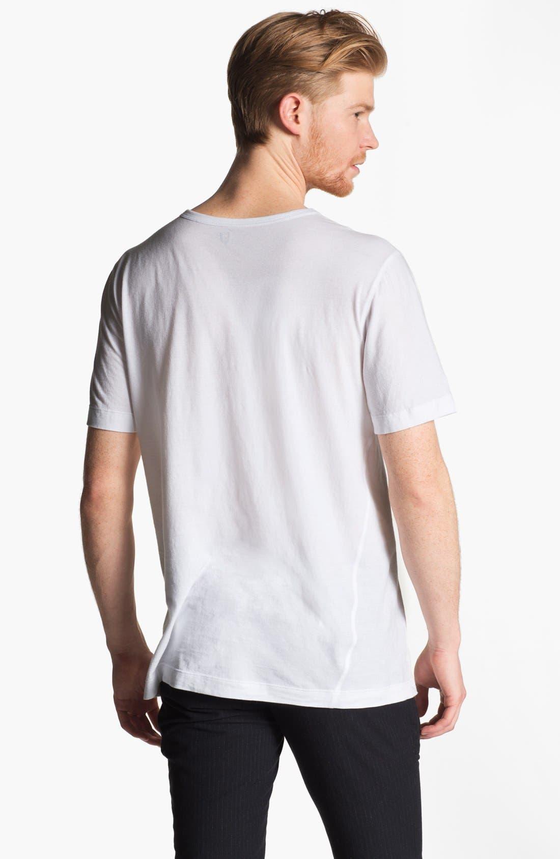 Alternate Image 2  - U Clothing 'Saul' Graphic T-Shirt
