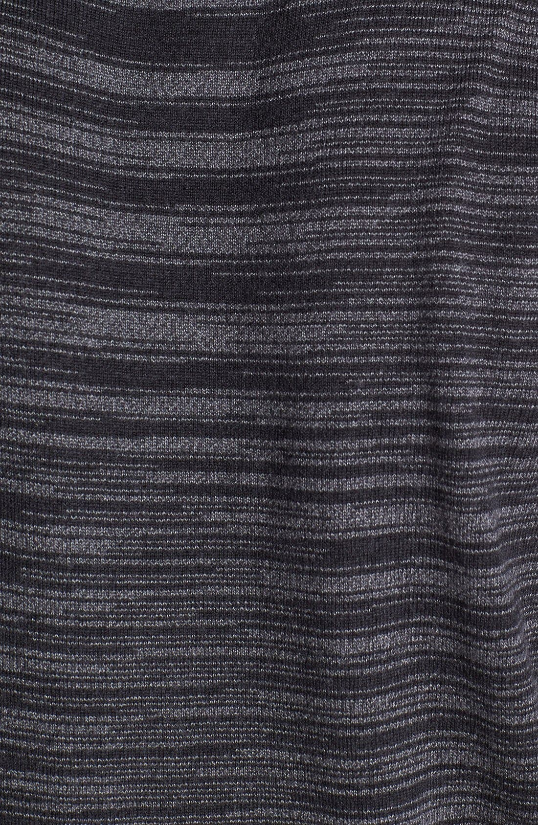 Alternate Image 3  - Missoni Space Dyed Wool Zip Sweater