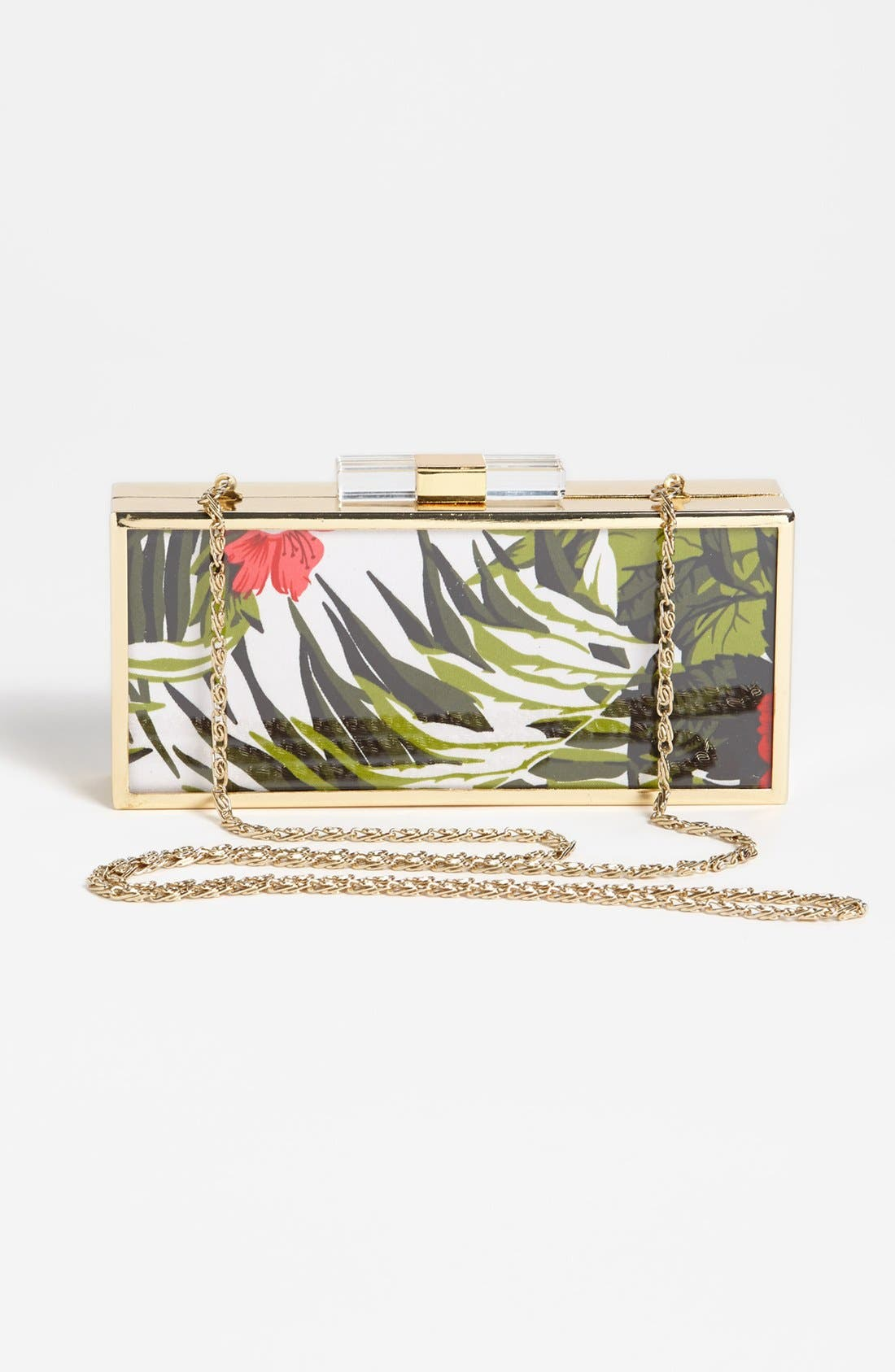 Alternate Image 3  - Nila Anthony Structured Clutch