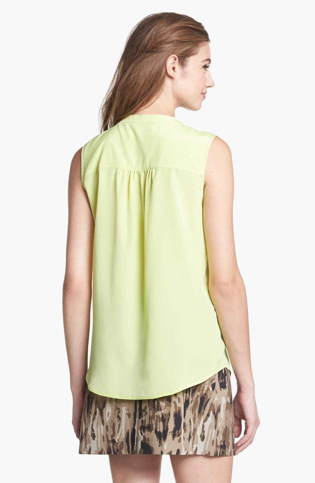 Alternate Image 2  - Kenneth Cole New York 'Jolie' Sleeveless Blouse