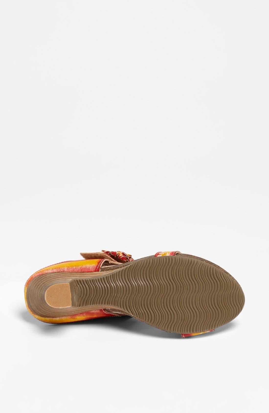 Alternate Image 4  - Spring Step 'Amethyst' Sandal