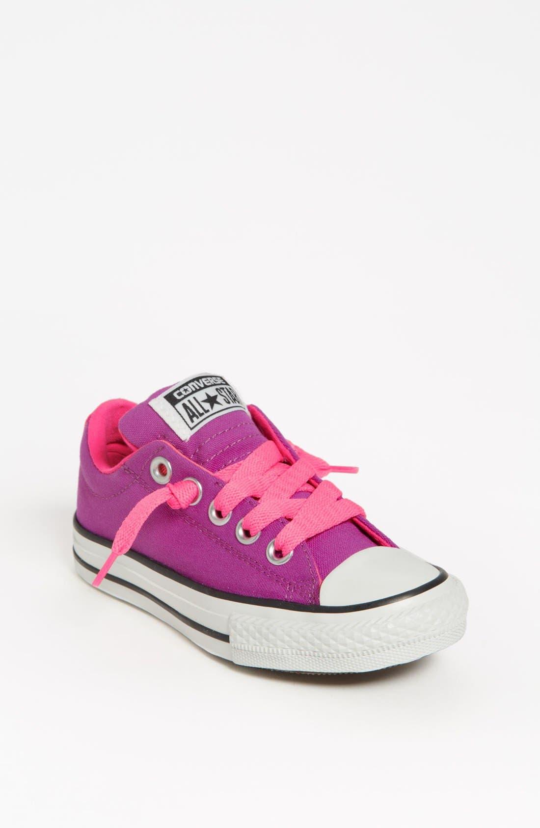 Alternate Image 1 Selected - Converse Chuck Taylor® All Star® 'Neon Street' Sneaker (Toddler, Little Kid & Big Kid)