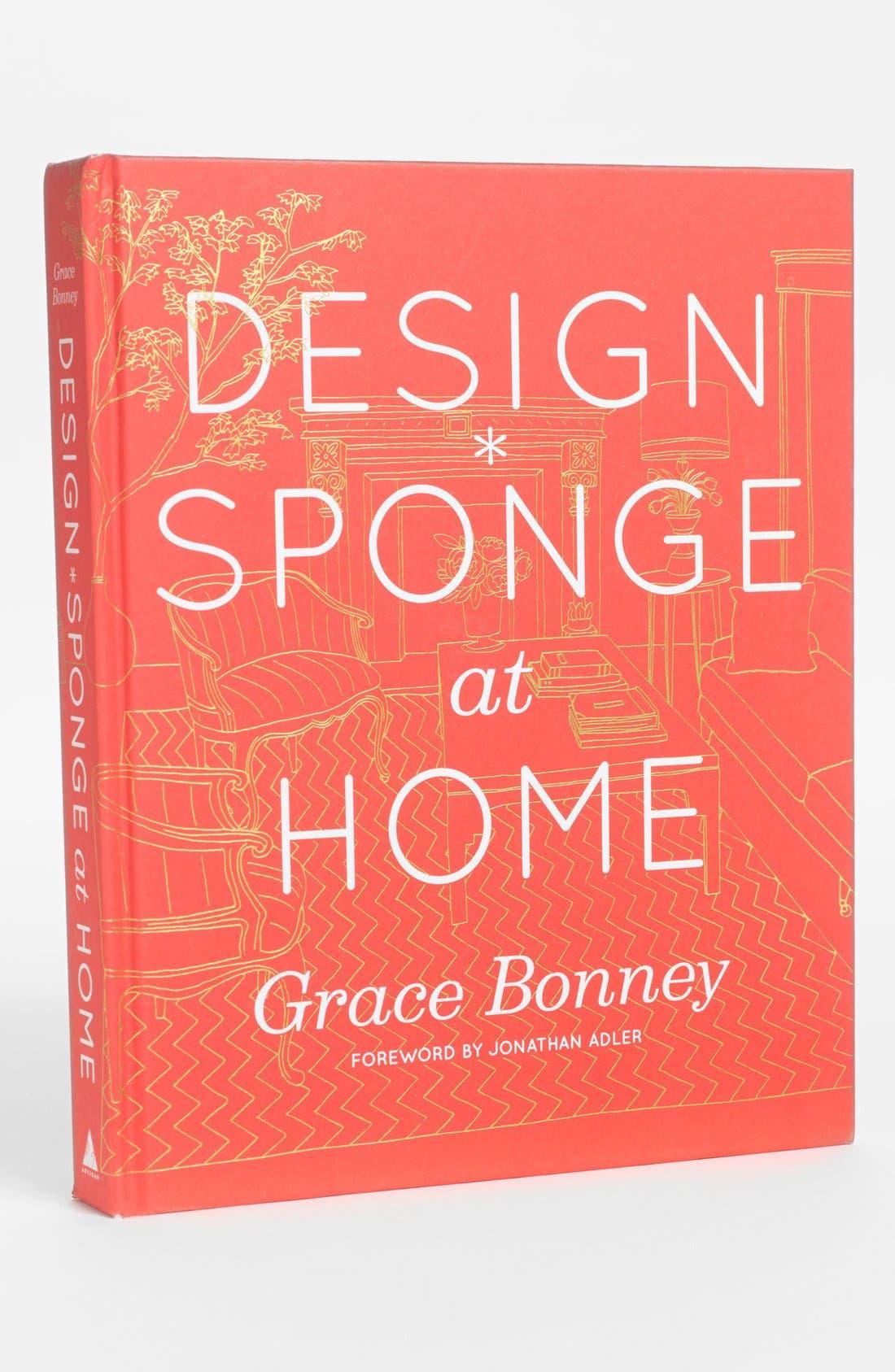 Alternate Image 1 Selected - 'Design Sponge' Home Décor Book