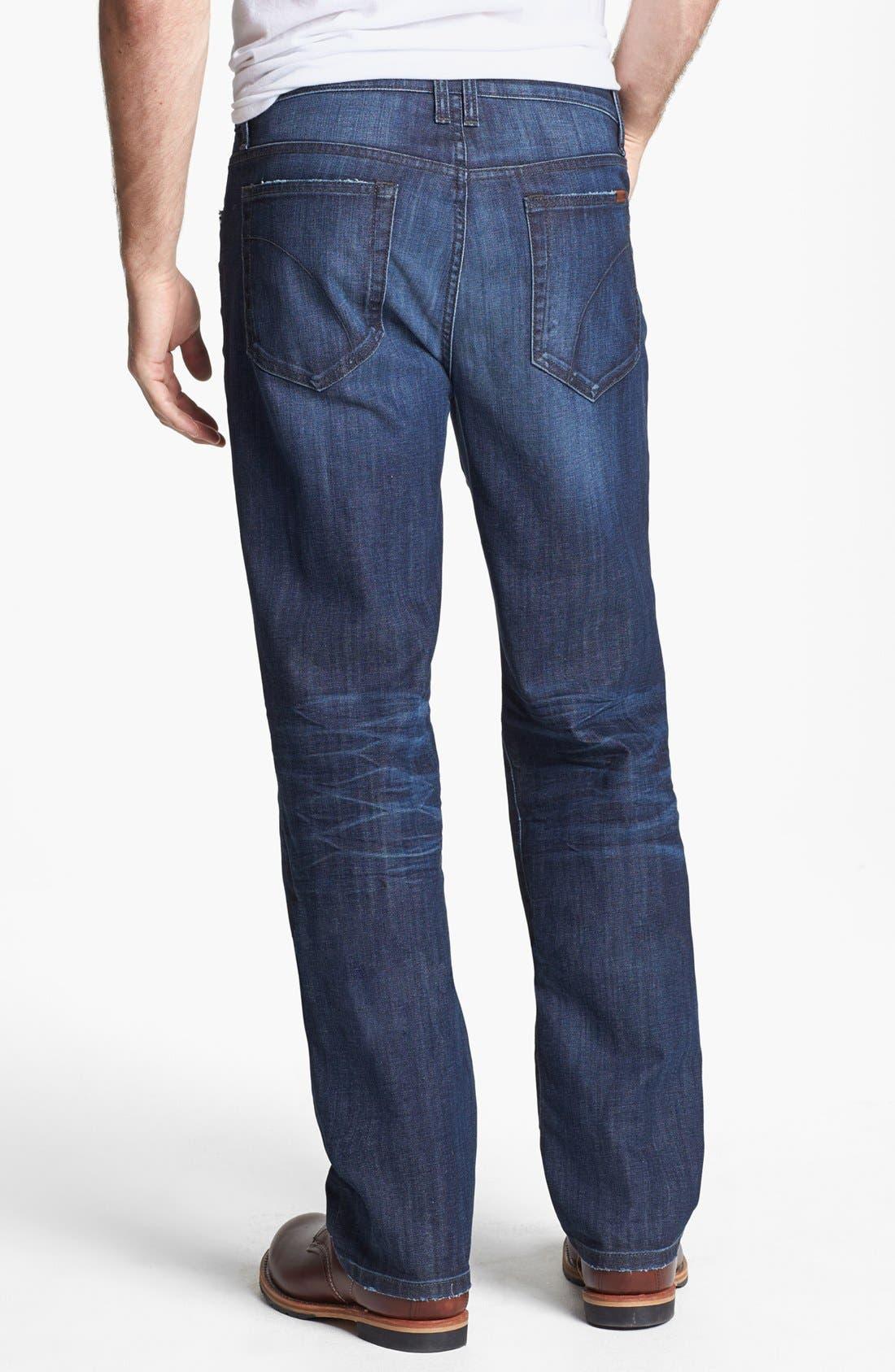 Alternate Image 1 Selected - Joe's 'Rebel' Relaxed Leg Jeans (Derek)