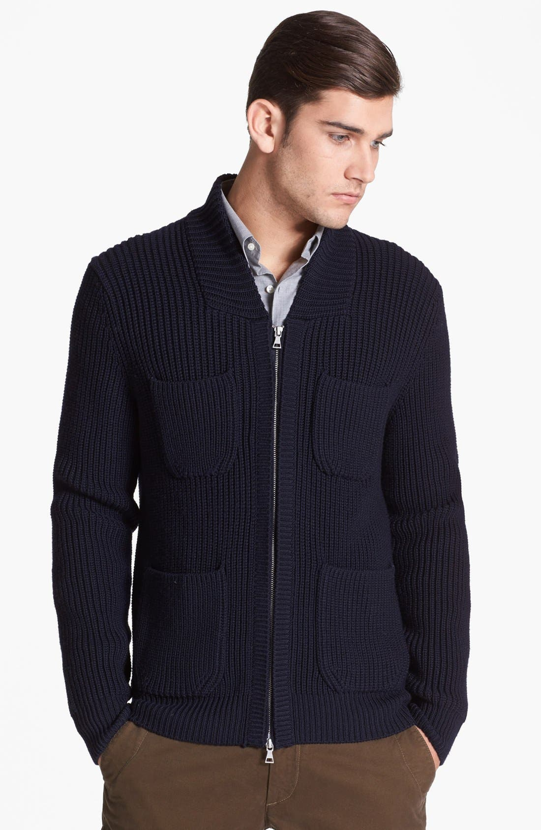 Main Image - Vince Cardigan Sweater
