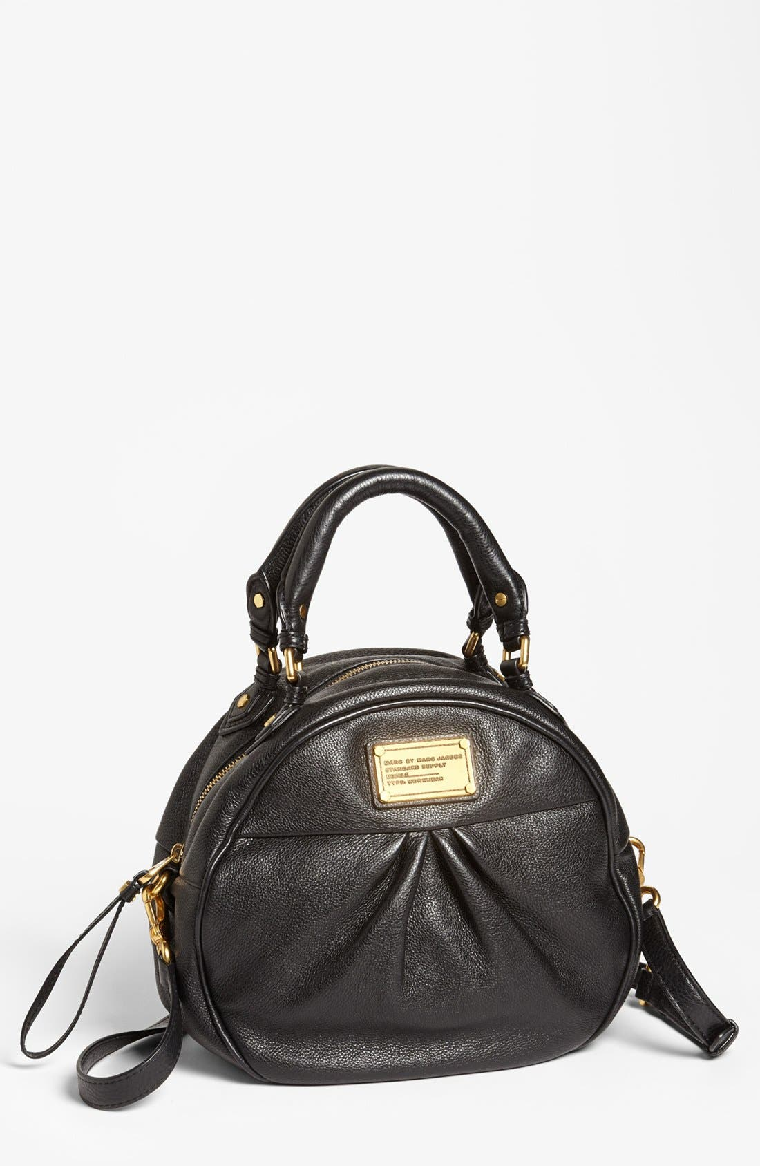 Alternate Image 1 Selected - MARC BY MARC JACOBS 'Classic Q - Darci' Satchel