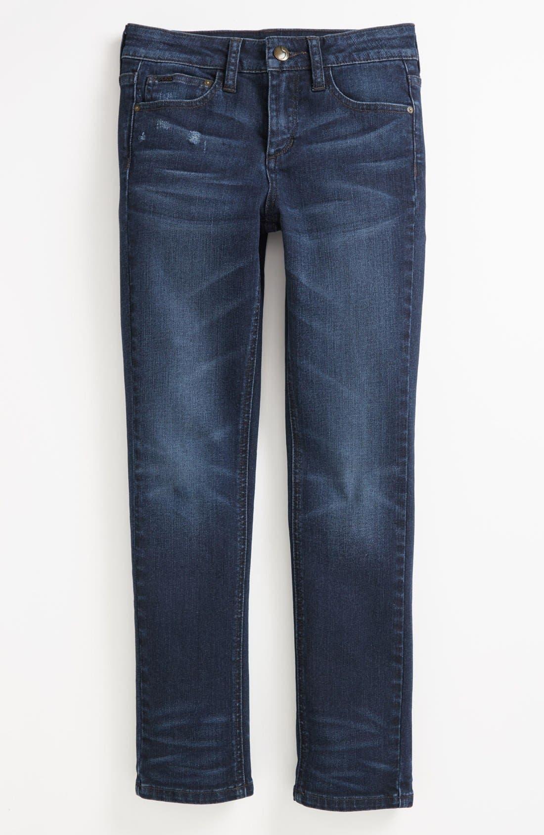 Alternate Image 2  - Joe's 'Brixton' Straight Leg Jeans (Little Boys)