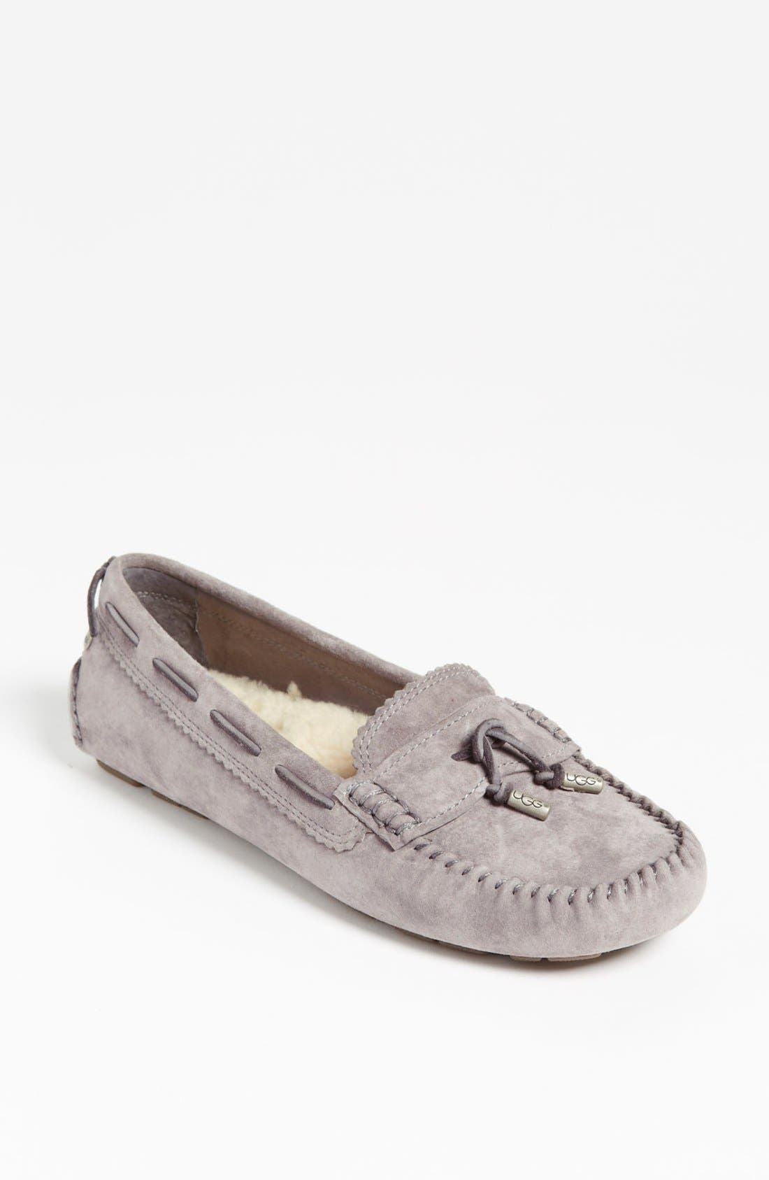 Alternate Image 1 Selected - UGG® Australia 'Roni' Moccasin (Women) (Exclusive Color)