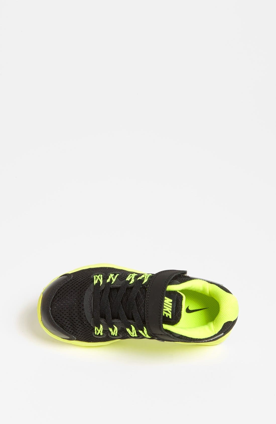 Alternate Image 3  - Nike 'LunarGlide 4' Running Shoe (Baby, Walker, Toddler & Little Kid)