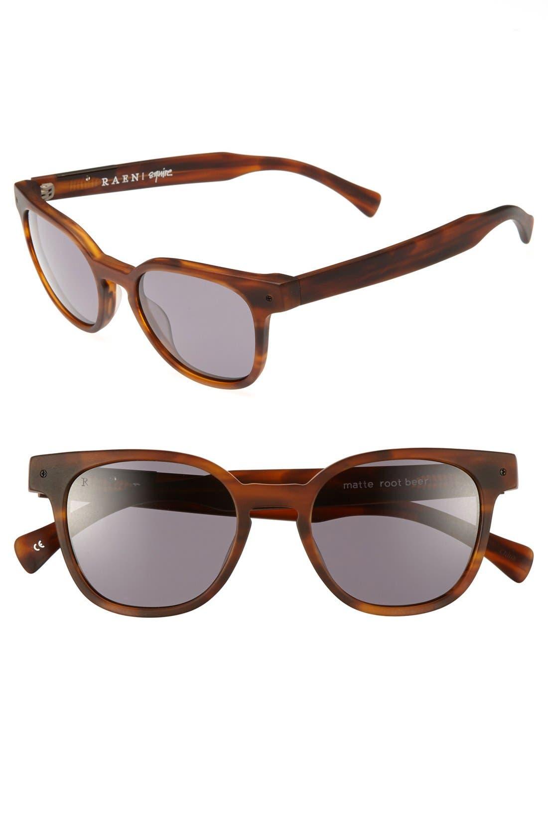 Alternate Image 1 Selected - RAEN 'Squire' 48mm Sunglasses