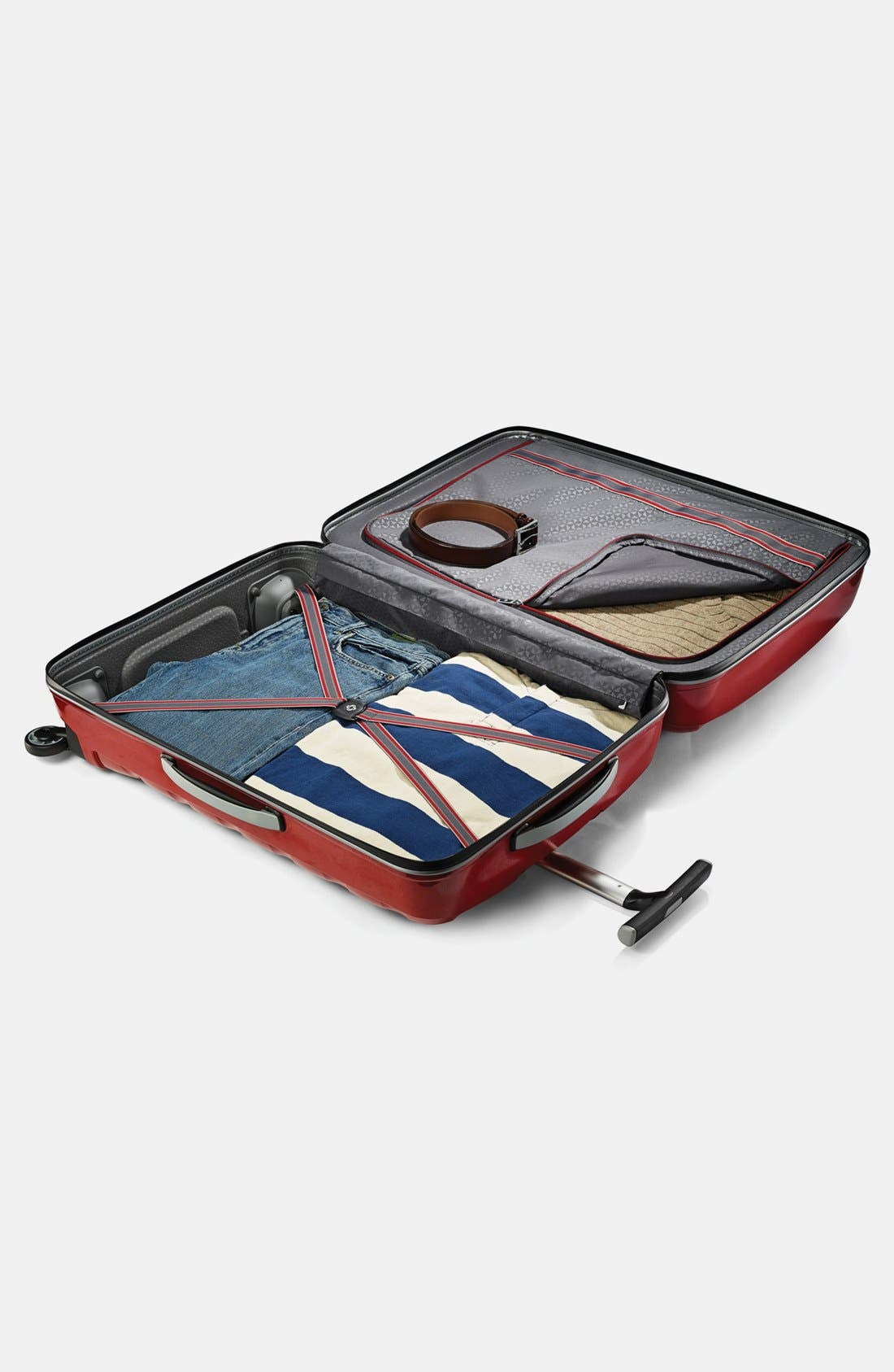 Alternate Image 2  - Samsonite 'Firelite' Rolling Suitcase (28 Inch)