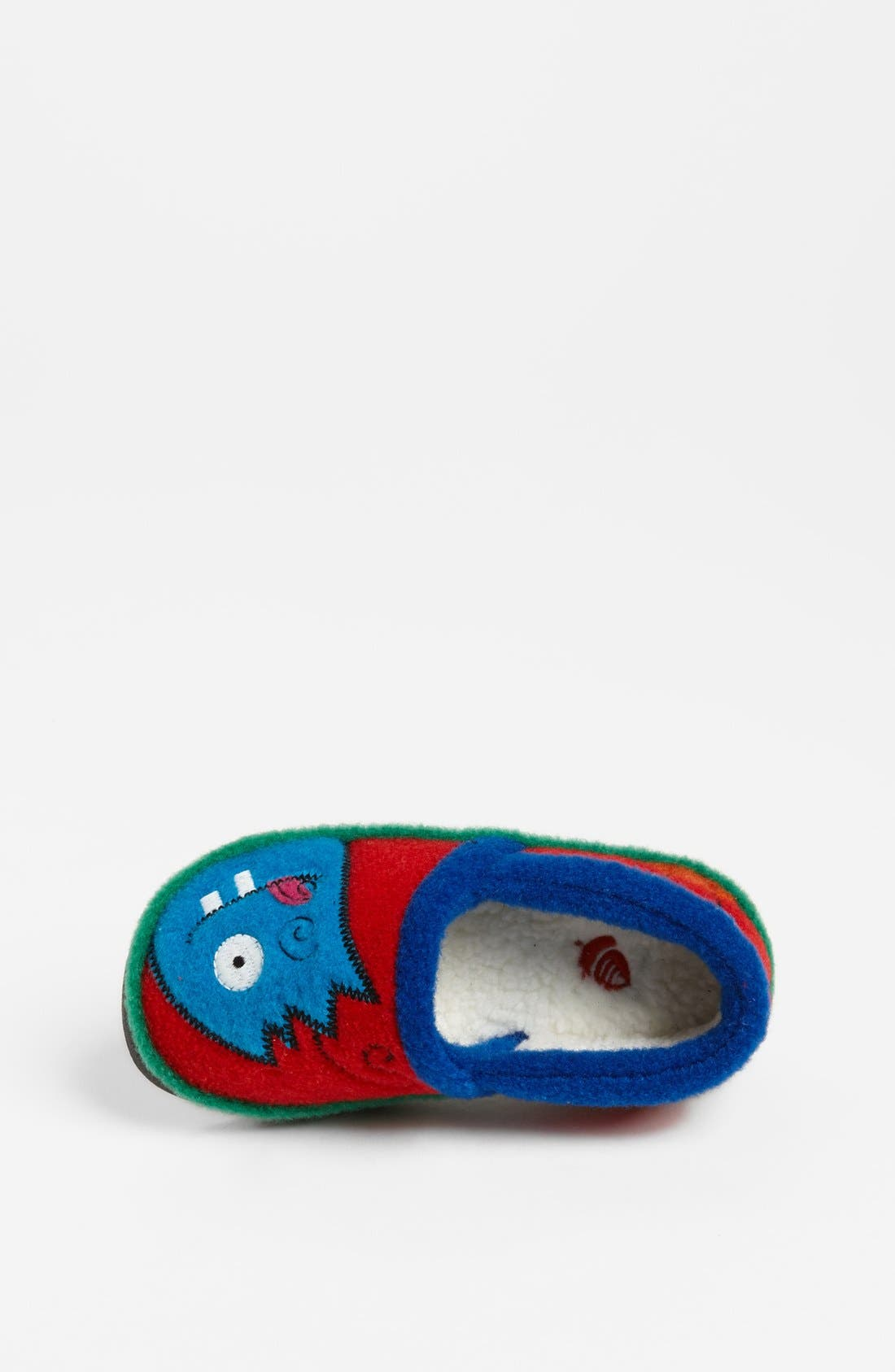 Alternate Image 3  - Acorn 'Glow Monster' Slippers (Toddler, Little Kid & Big Kid)