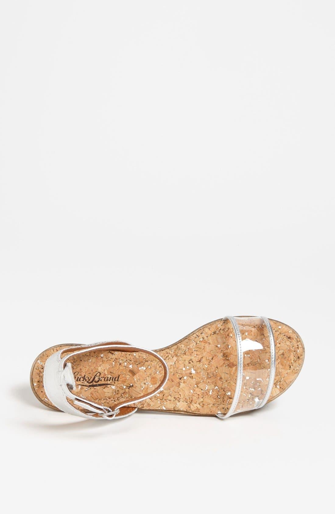 Alternate Image 3  - Lucky Brand 'Covela' Sandal