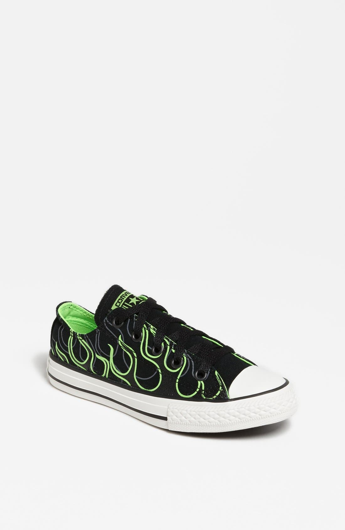 Alternate Image 1 Selected - Converse Chuck Taylor® All Star® 'Flames' Sneaker (Toddler, Little Kid & Big Kid)