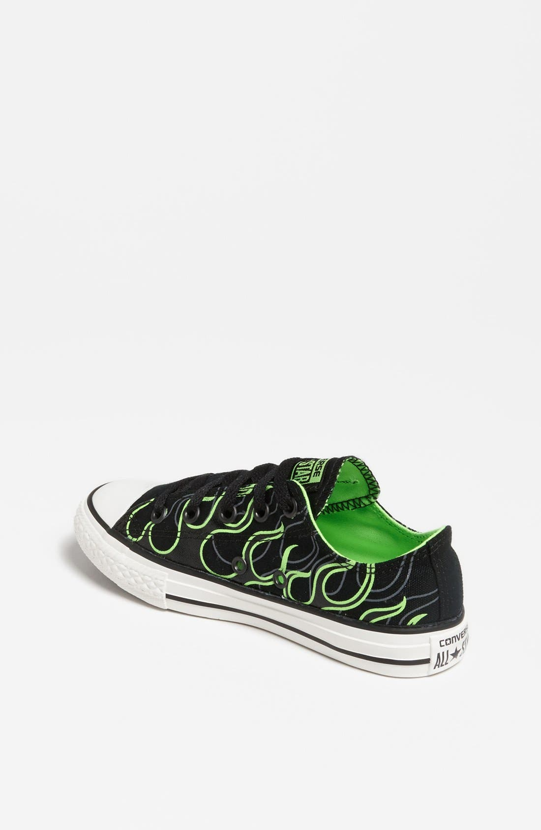 Alternate Image 2  - Converse Chuck Taylor® All Star® 'Flames' Sneaker (Toddler, Little Kid & Big Kid)