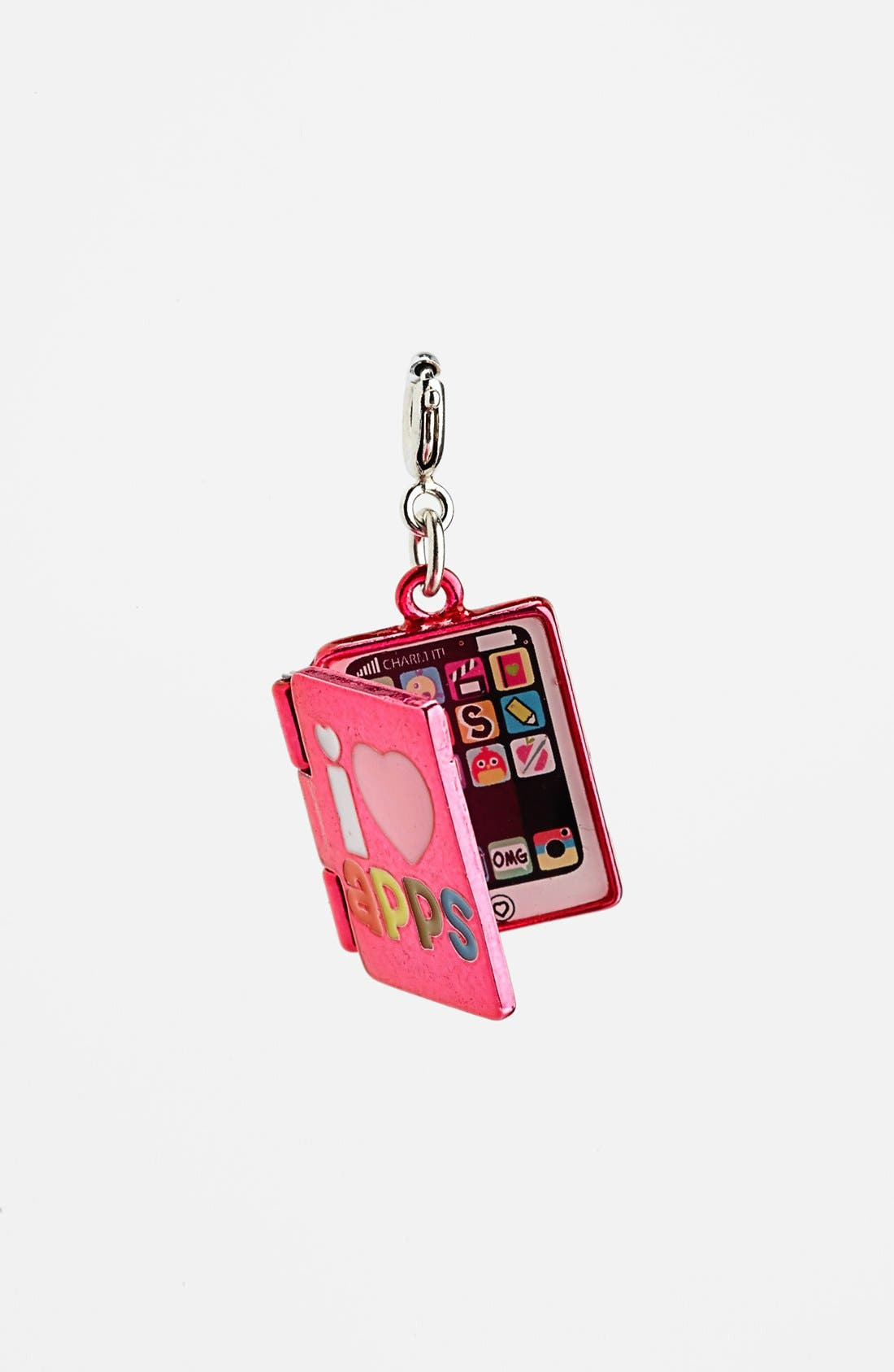 Alternate Image 1 Selected - CHARM IT!® 'Touch Pad' Charm (Girls)