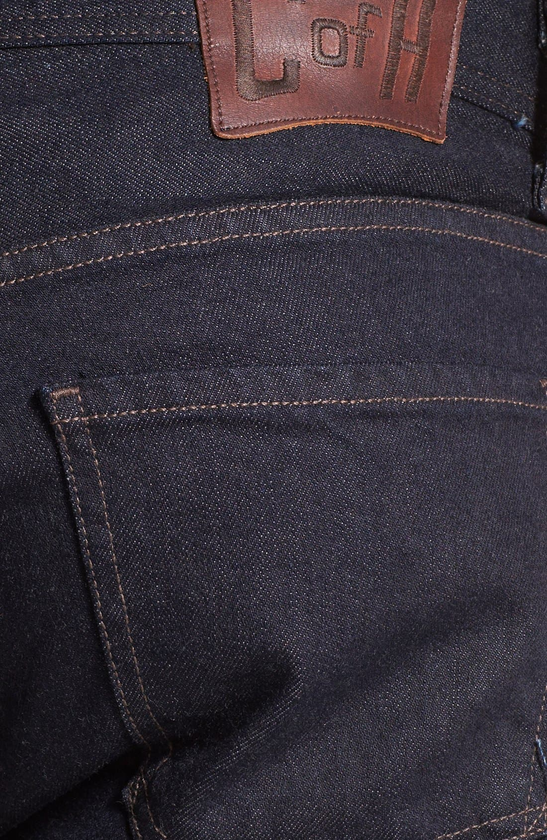 Alternate Image 4  - Citizens of Humanity 'Core' Slim Fit Selvedge Jeans (Frankie)