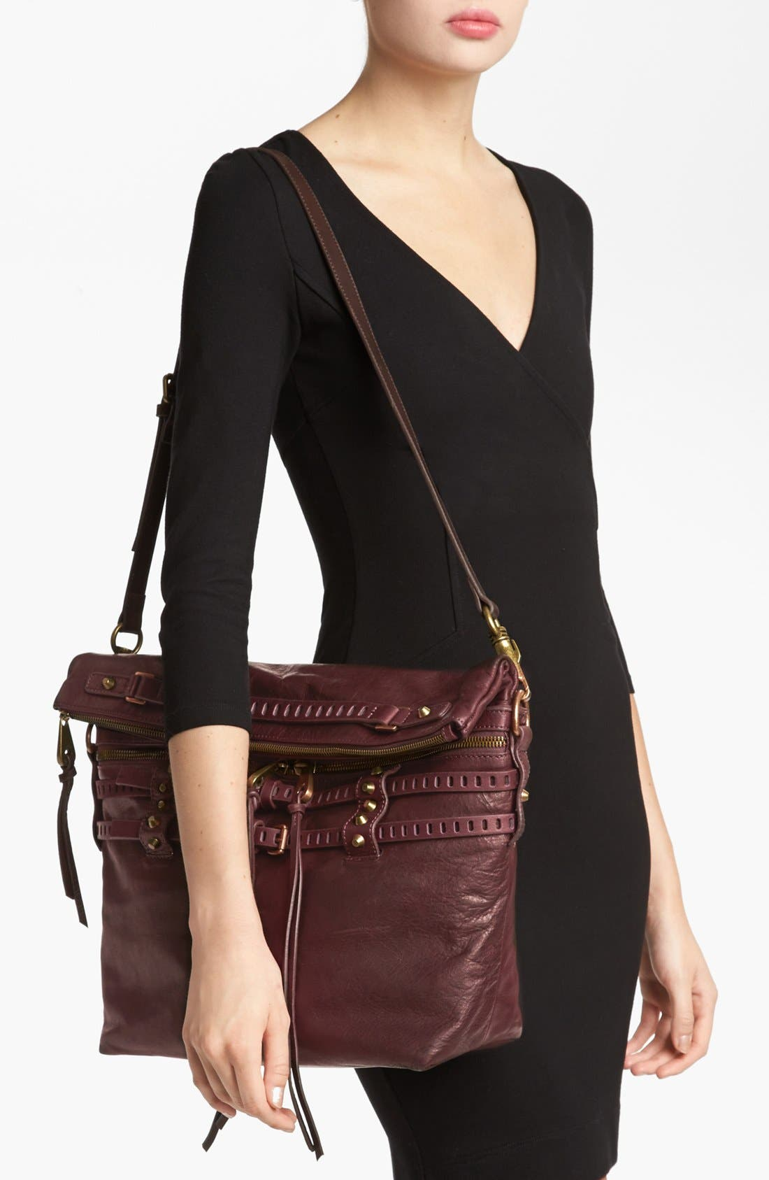 Alternate Image 2  - Joelle Hawkens by Treesje® 'Victory' Shoulder Bag, Large