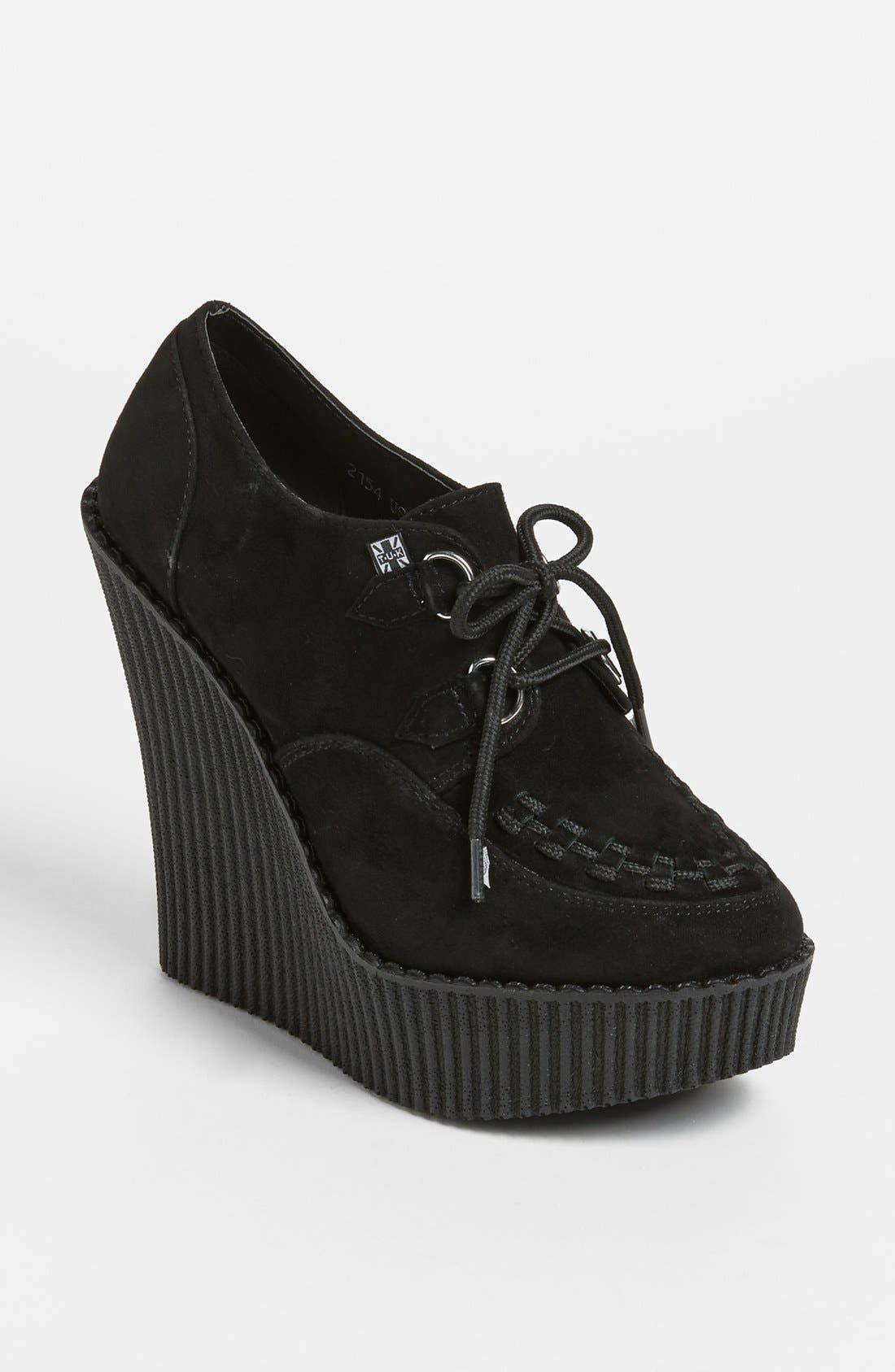 Alternate Image 1 Selected - T.U.K. 'A8375L' Wedge Creeper