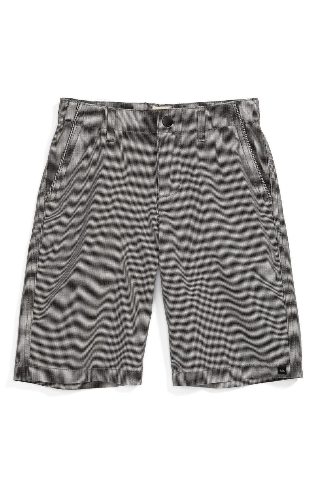 Main Image - Quiksilver 'Nugget' Shorts (Little Boys)