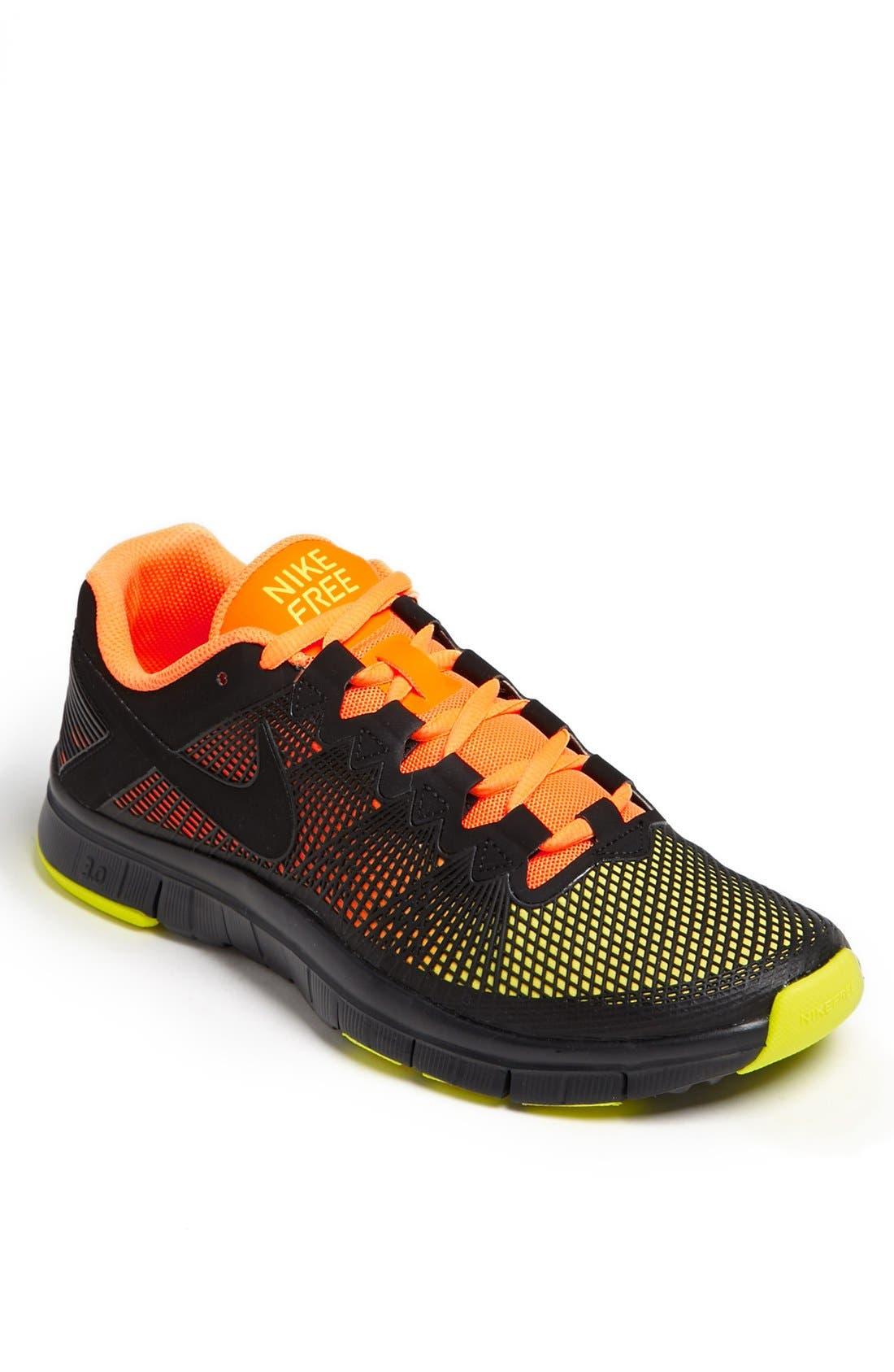 Alternate Image 1 Selected - Nike 'Free Trainer 3.0 NRG' Training Shoe (Men)