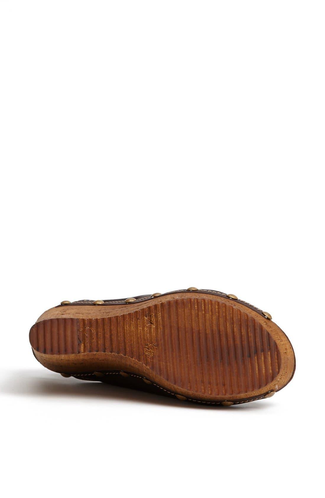 Alternate Image 4  - Sbicca 'Guthrie' Wedge Sandal