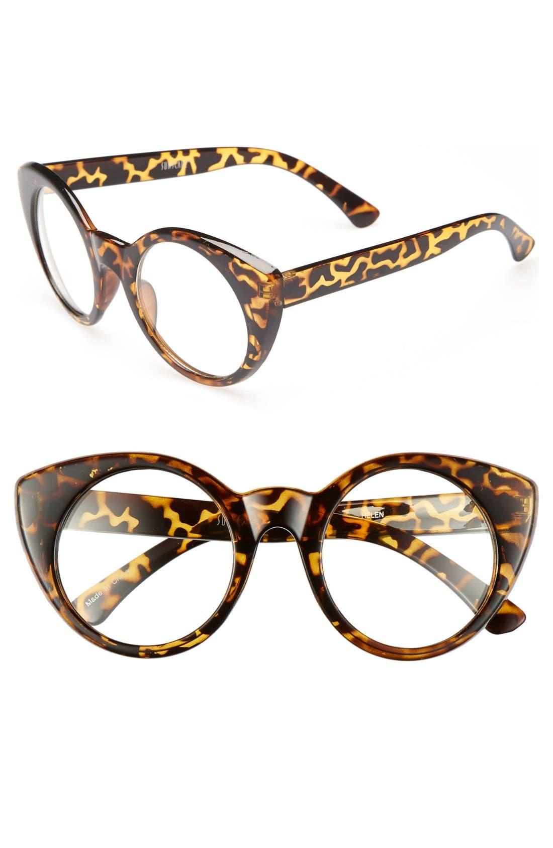 Alternate Image 1 Selected - BP. 'Helen' Glasses (Juniors)