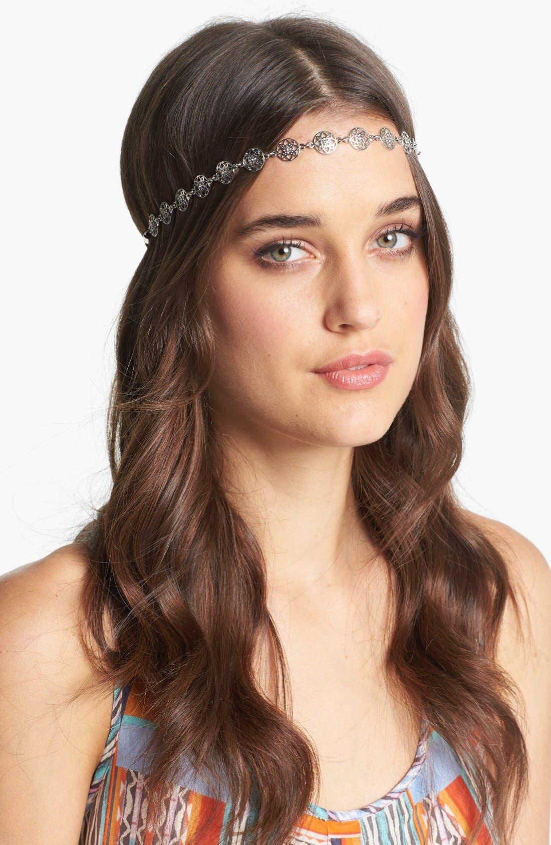 Main Image - Tildon 'Filigree' Headband