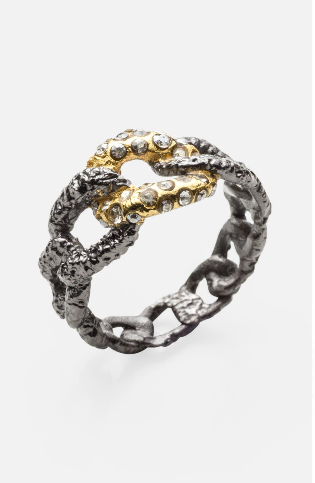 Alternate Image 2  - Alexis Bittar 'Elements - Jardin de Papillon' Chain Link Ring