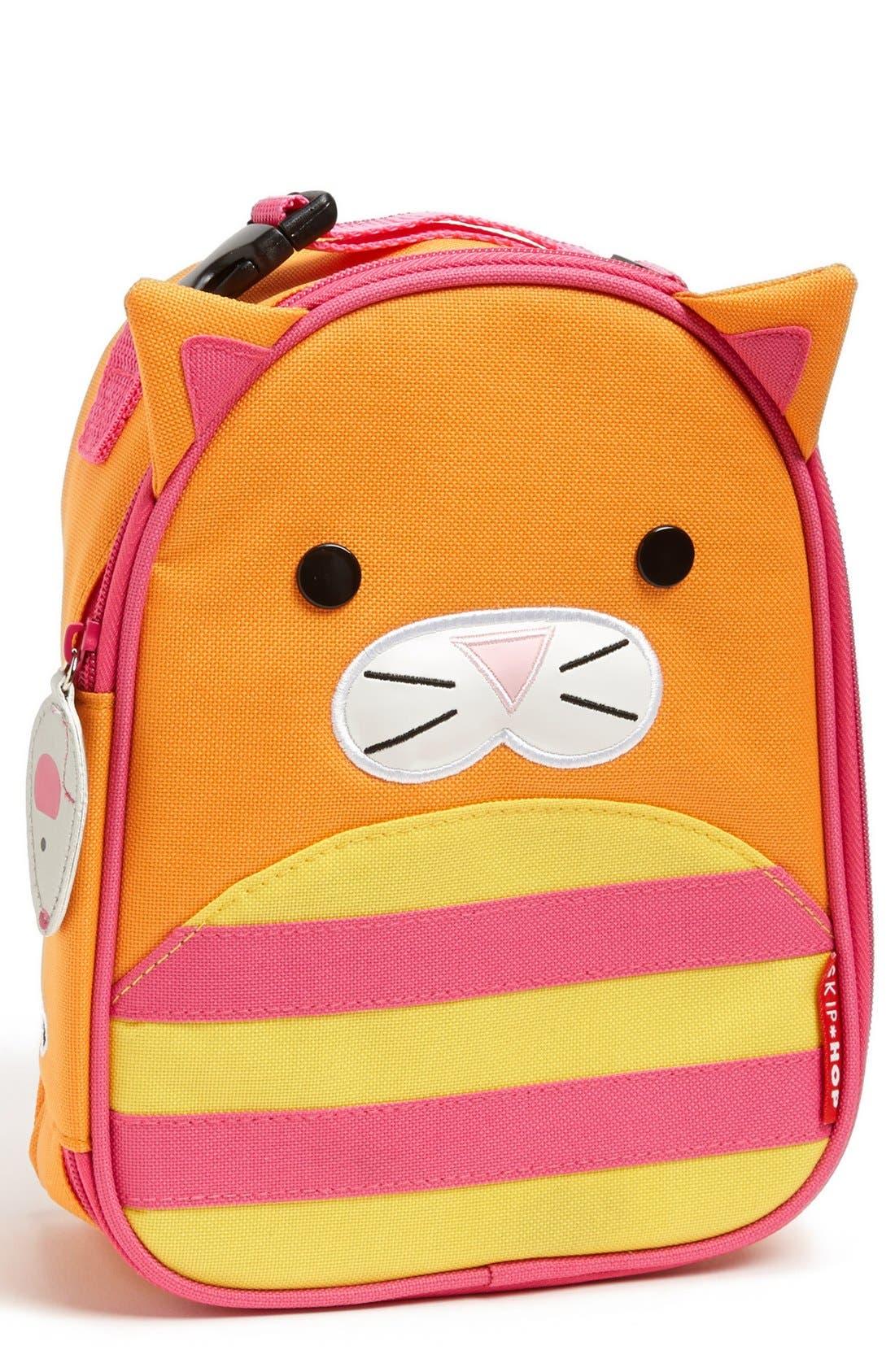 Alternate Image 1 Selected - Skip Hop Zoo Lunch Bag
