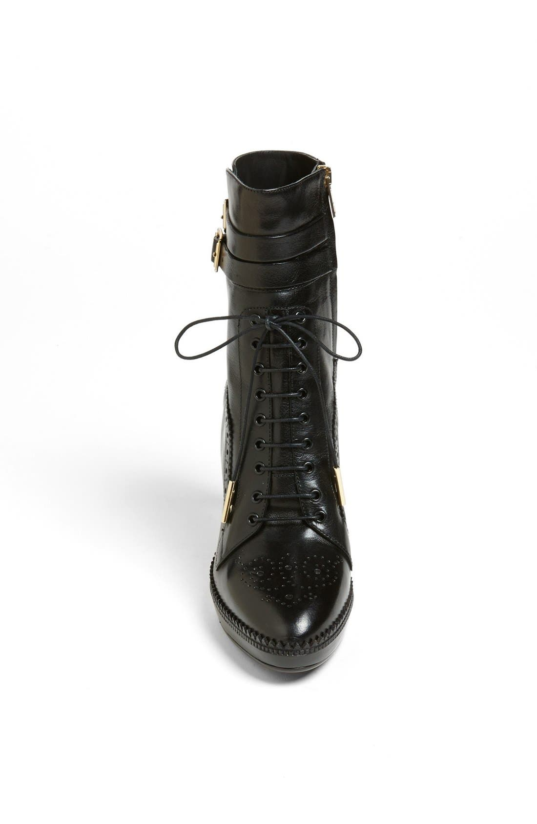 Alternate Image 3  - Burberry 'Manners' Bootie