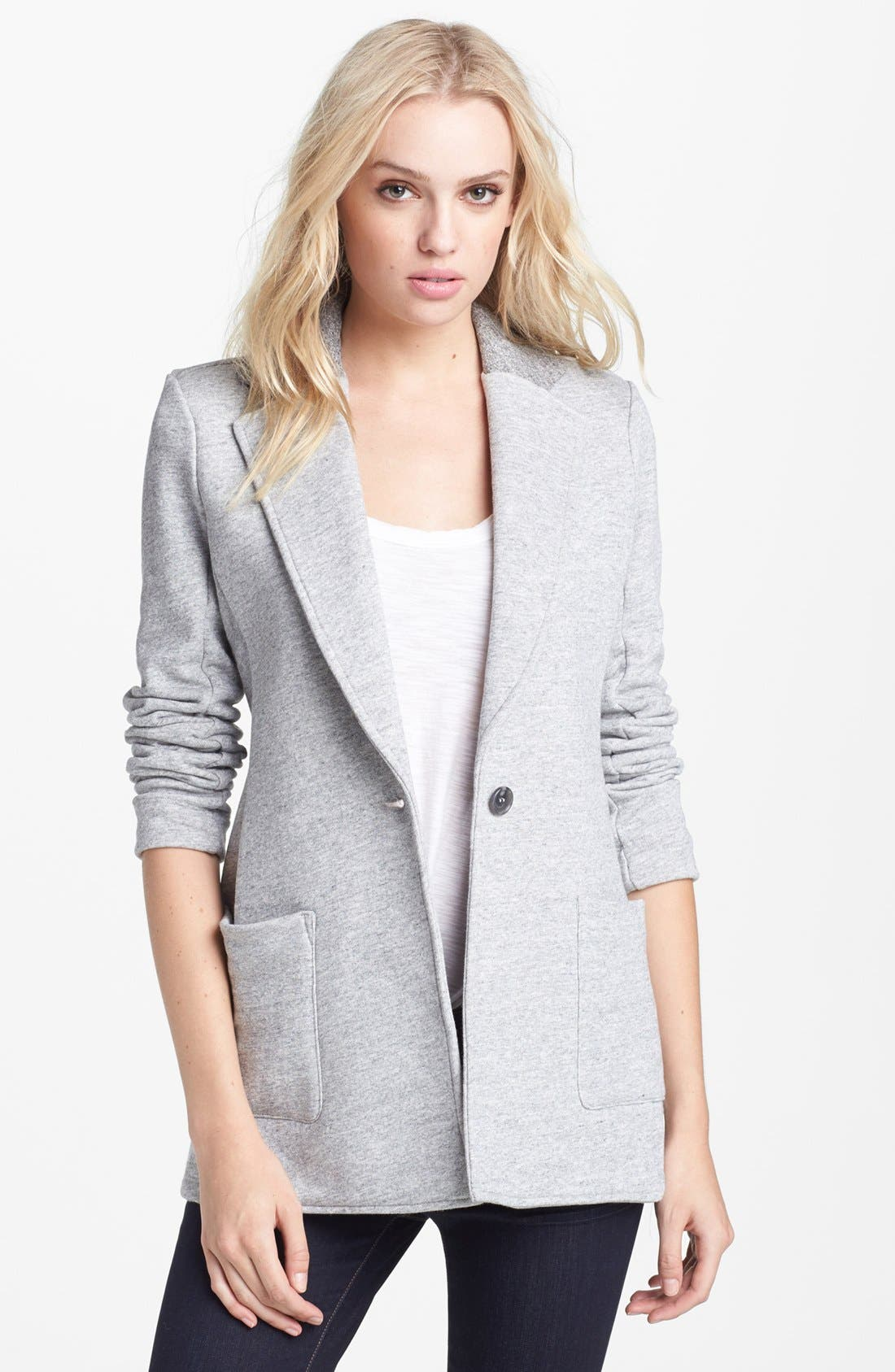 Main Image - James Perse Relaxed Blazer