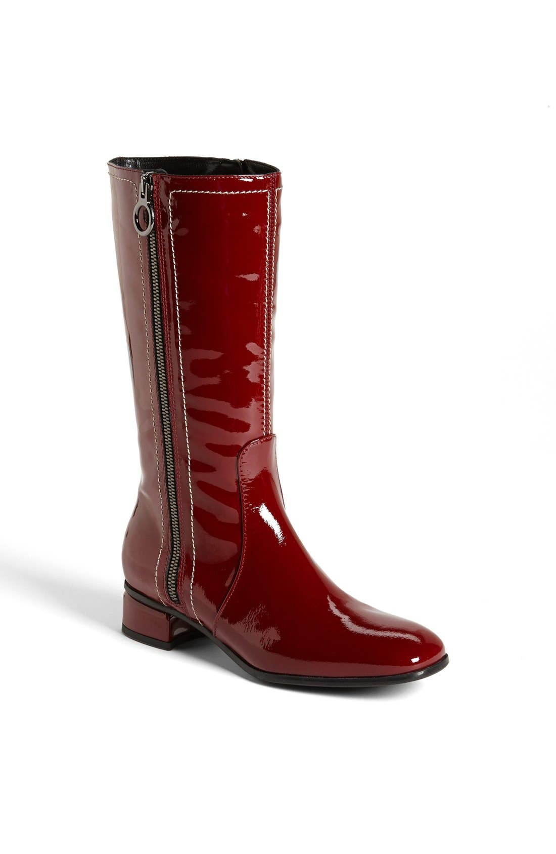 Alternate Image 1 Selected - Aquatalia by Marvin K. 'Lotus' Weatherproof Patent Boot