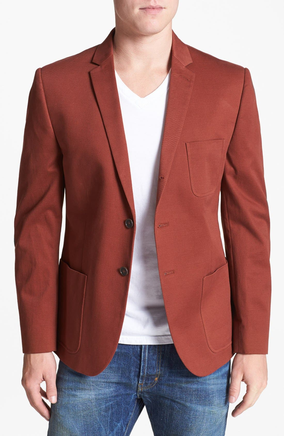 Alternate Image 1 Selected - Dockers® Cotton Twill Sportcoat