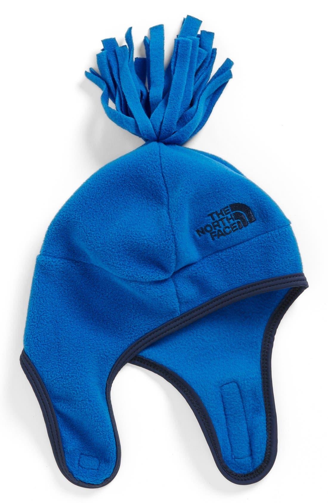 Main Image - The North Face 'Noggin' Polartec® Fleece Hat (Baby Boys)