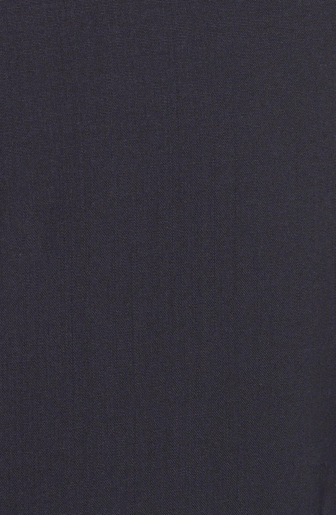 Alternate Image 3  - John Varvatos Star USA 'Pitt' Trim Fit Wool Vest