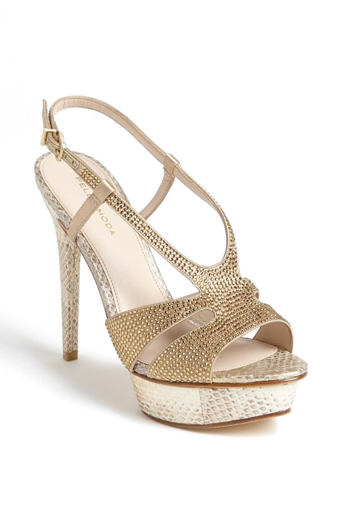 Alternate Image 1 Selected - Pelle Moda 'Hana' Sandal