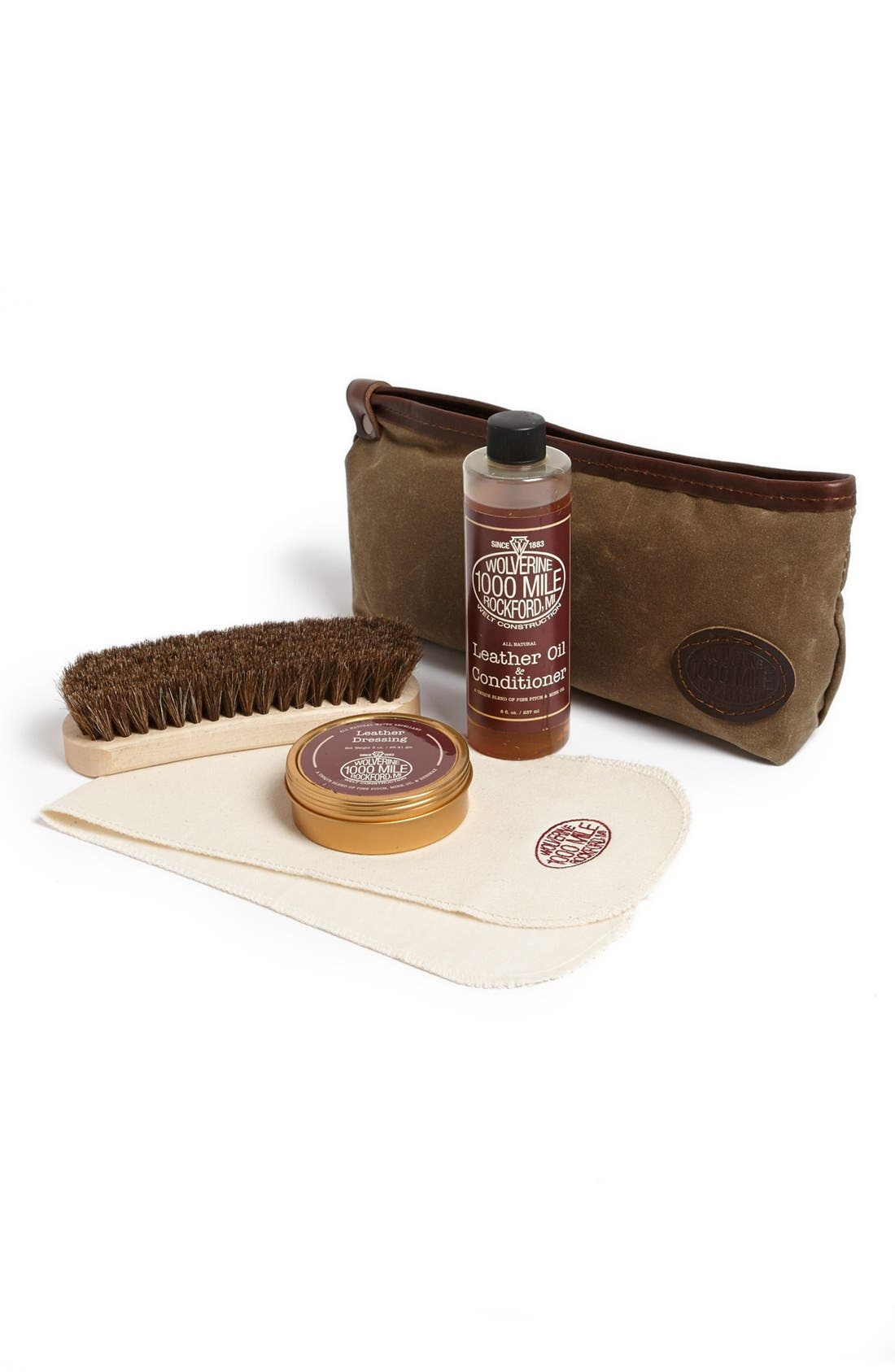 Alternate Image 1 Selected - Wolverine Leather Care Kit